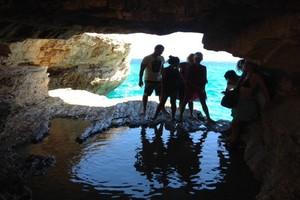Pori Bay_ Devil's Eye cave