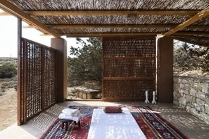 Villa Parathira_Massage Pergola