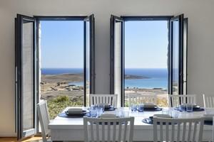 Villa Porithea_Dining room View