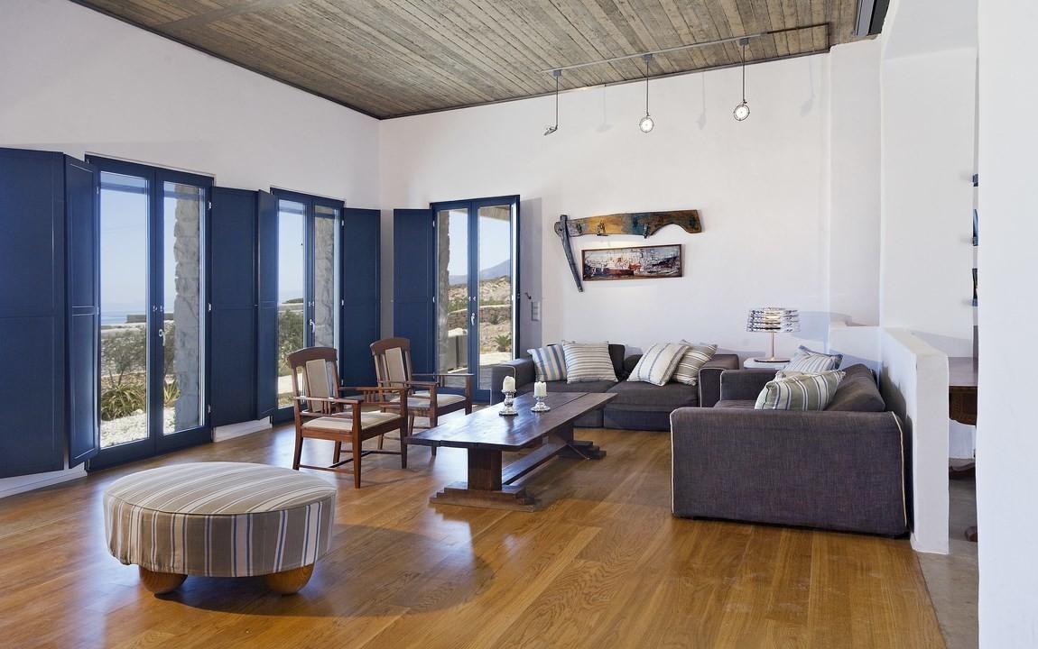 Villa Porithea_Living room