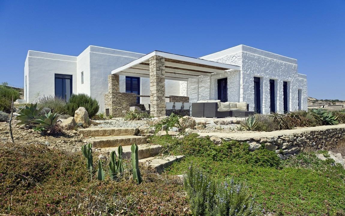 Villa Porithea_Southeast facade